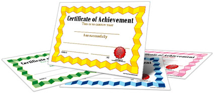 dadcando star reward certificates