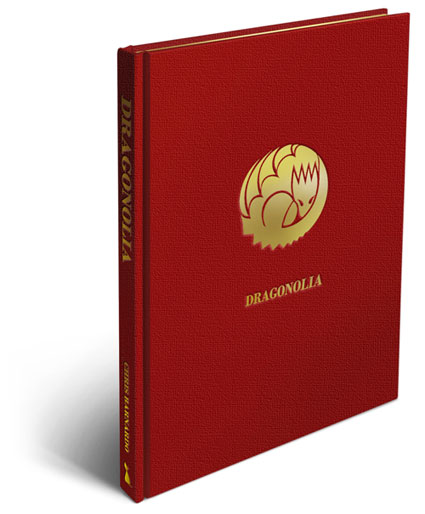 The gorgeous new book Dragonolia