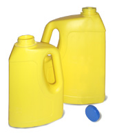 washing powder containers