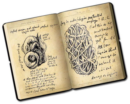 Dragon tracker's journal