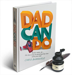 The new dadcando book