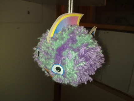 LizWiz's Fluffy Tropical Fish