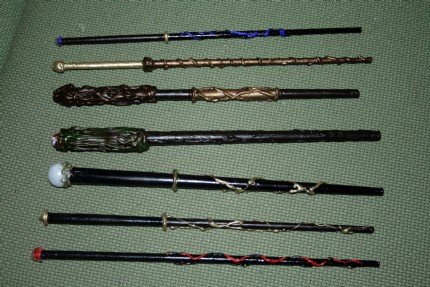 TwinsisterWendy's Wizard's Wands