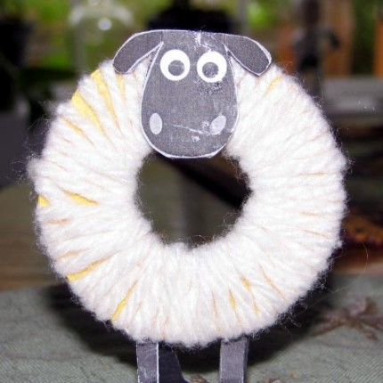 birdbasket's Fluffy Sheep
