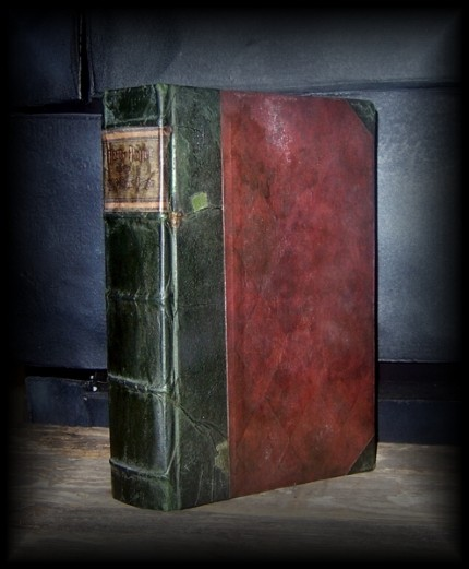 bitwit's Book Binding
