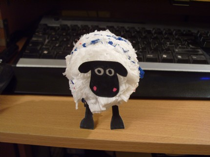doited's Fluffy Sheep