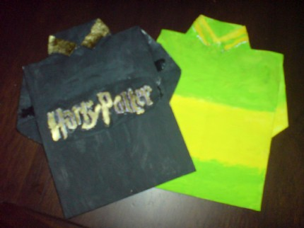 harrypotter123's Design your own shirt