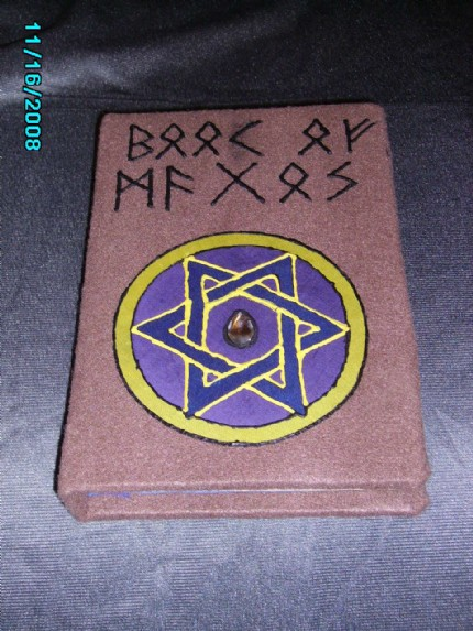 jedififer's Book Binding