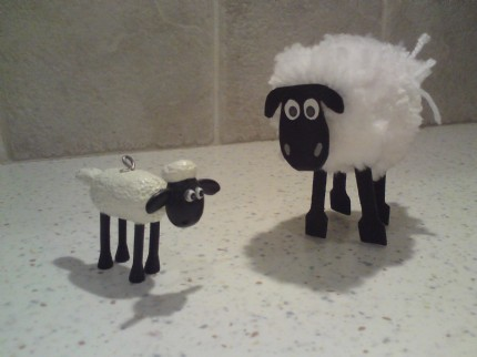 justmakebelieve's Fluffy Sheep