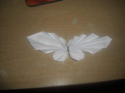 magicwitch666's Paper Butterfly