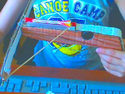 make1234's Cardboard Crossbow