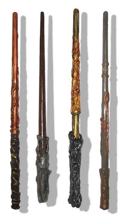 mommabryna's Wizard's Wands