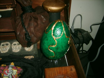 mustang2044's Dragon Egg