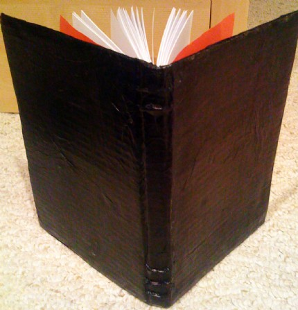 phantomPoe's Book Binding