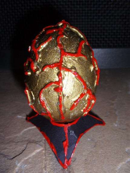 spacelioncomrade's Dragon Egg